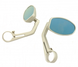 Royal Enfield Contineltal GT 535 cc sports mirror-set complete