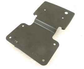 Norton Commando 850 Mk2 + Mk3 tail light & number mounting plate (06-3724)