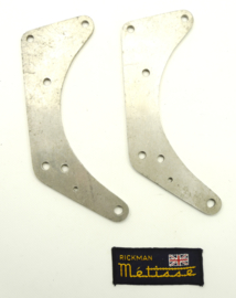 Rickman-Metisse MK3 / Matchless Front engine plates