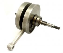 Royal Enfield Bullet 500 crankshaft complete (141548)