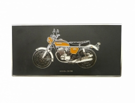 Wall Plaque Honda CB 750
