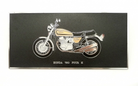 Wall Plaque Honda 750 Four K