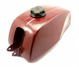 CZ 125 + 175 + 250 petrol tank complete with cap (477 39 205)