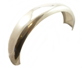 Polished alluminium Mudguard alloy rear fender for universal use