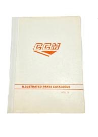 CCM 4-stroke MX Genuine Parts catalogue 25 pages