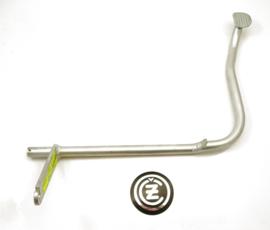CZ 125-180 Singles Rear brake lever, Partno. 4519 472 37 360 (487-37-010)