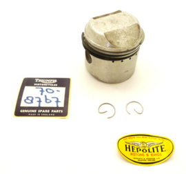 BSA C15SS80 STD Piston, Partno. 70-8767