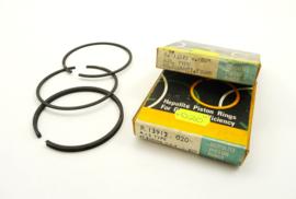 AJS-Matchless Unit-OHV-types: G2 + 14, Piston ring set (R13912)