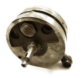 BSA B44 Crankshaft assy, Partno. 41-546