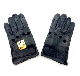 Royal Enfield Pair of real leather mens Gloves  size M-L
