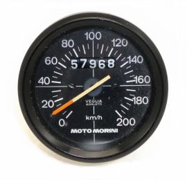 Moto Morini 500 Contachilometri Veglia speedometer tacho (460331)