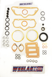 Weslake W315 Full engine gasket + seal set