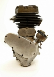 BSA C10 side valve engine complete