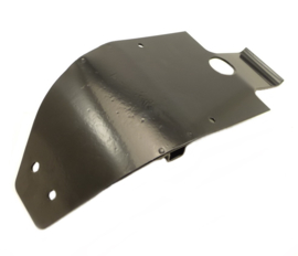 Triumph Trophy 250 Single engine shield, steel powder coated, fits TR25W (82-8819)