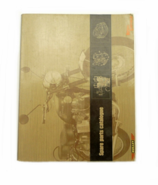 Royal Enfield Bullet Spare-parts catalogue 2003 -
