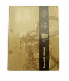 Royal Enfield Bullet Spare-parts catalogue 2003 -