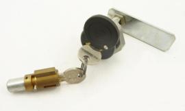 C.Z. 487.4 Sport steering + seat - lock & keys