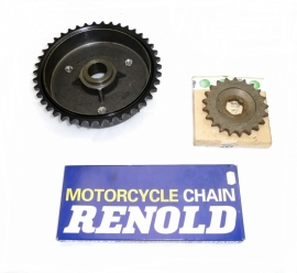Norton chain and sprocket kit  06.2764 / 03.0052 / 05.0245 / 06.0319 / 06.0721