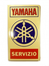 Yamaha original dealer sign polycarbon