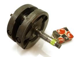 BSA B25-C25 Triumph TR25W-T25SS Crankshaft, Partno. 40-1023