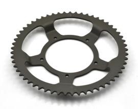 Rear wheel sprocket 57T for Bernardi cast wheel (5 holes), Partno. 213 57 103A