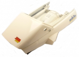 Jawa 640-641 White style seatbase with rearcover (451963936030 / 451963936036)