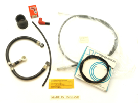 BSA 350 WD Army bike Spares Kit genuine