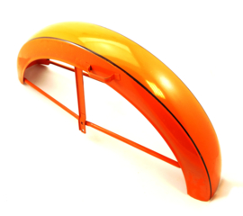 CZ Sport 125 + 175 front mudguard Orange (477-43-010)