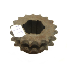 Royal Enfield Bullet 350 - 500 Engine sprocket for Trials & Offroad use 17T