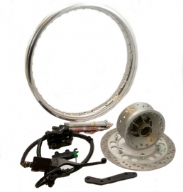 Royal Enfield disc brake conversion kit (Ready to fit)
