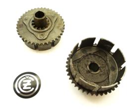 CZ 476-477-485-487-488 Clutch chain wheel Part No. 4519 355 28 011
