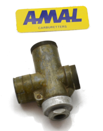 Amal 276 Pre-monobloc carburettor body, Partno. 276/AE/1BE