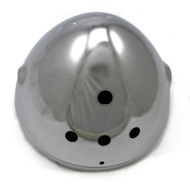 Lucas type headlamp shell & rim, Partno. 99-7039