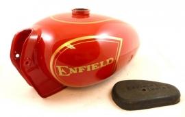 Enfield Bullet 350-500 petrol tank (112033; 801303)