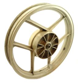 Jawa 350 Twin types 634 - 638 - 639 - 640 - 641 Cast alloy rear-wheel (640 51 205)