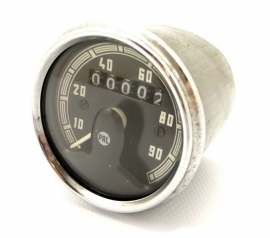 Jawa / CZ PAL speedometer MPH (443411046001) (36167160)