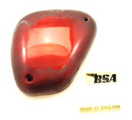 BSA C15 Toolbox cover, Partno. 40-9003