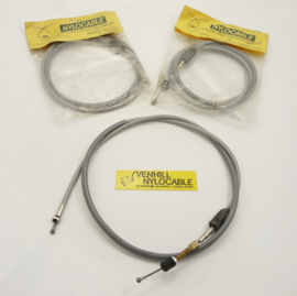 Venhill Nylocable Yamaha MX-YZ 250-360 Front brake cable, set of 3