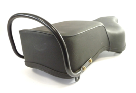 Royal Enfield Bullet 350-500 dual seat assy c/w grabrail (142775, 142504/2)
