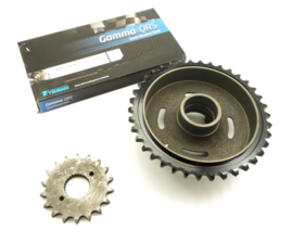 Royal Enfield Classic Sprocket & chain set (571032/141111)
