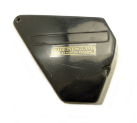 Triumph Trophy 250 TR25W Side panel D/S (RH) oiltank cover (82-9477)