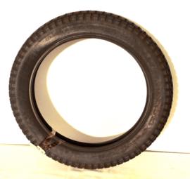 Mitas (Barum) 4.00-19 H-02 Motorcycle tyre, tube type