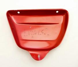 Moto Morini 350 V-twin L.H. steel side panel (370217) Fiancate Sinistra