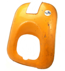 Universal legshield for moped fifties & sixties style
