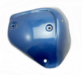 BSA A50 - A65 Royal Star, Lightning & Thunderbolt & Firebird Side-cover, metal RH (Blue) (82-9806)
