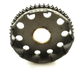 BSA B50-B25-TR25W Alloy Clutch chainwheel, 52T (57-4303-A)