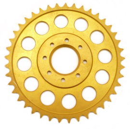Wasp sidecars Rear wheel sprocket for disc brake (dural) 41 T