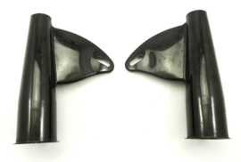 BSA A65 Pair of headlamp brackets (97-2510 LH / 97-2512 RH)