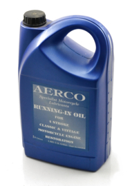 AERCO Running-in oil, low detergent SAE 40 (5 litres)