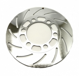 CZ 125-180 brake-disc (floating) chrome plated (639 51 129)